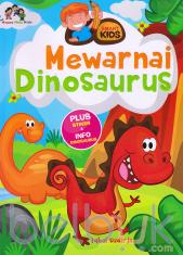 Smart Kids: Mewarnai Dinosaurus