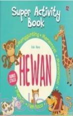 Super Activity Book: Hewan