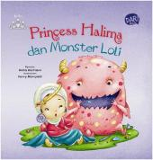 Baby Islamic Princess (Boardbook): Princess Halima dan Monster Loli