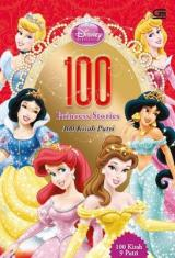 100 Princess Stories: 100 Kisah Putri (Hard Cover)