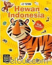 Yuk Menempel: Hewan Indonesia