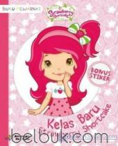 Buku Mewarnai: Strawberry Shortcake: Kelas Baru Strawberry Shortcake