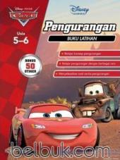 Disney Learning Cars: Pengurangan (Usia 5 - 6 Tahun)
