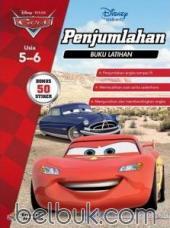 Disney Learning Cars: Penjumlahan (Usia 5 - 6 Tahun)