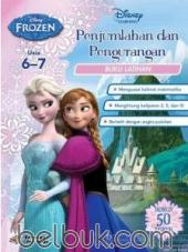 Disney Learning Frozen: Penjumlahan dan Pengurangan (Usia 6 - 7 Tahun)