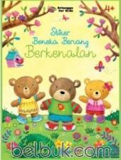 Stiker Boneka Beruang: Berkenalan