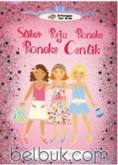 Stiker Baju Boneka: Boneka Cantik