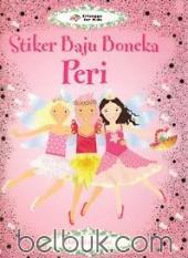 Stiker Baju Boneka: Peri