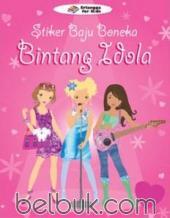 Stiker Baju Boneka: Bintang Idola