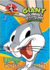 Giant Coloring and Activity Pad: Lembar Mewarnai dan Aktivitas Super Besar: Bugs Bunny