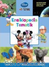 Disney Junior: Ensiklopedia Tematik (Alam, Bumi, Hewan)