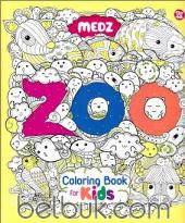 Zoo: Coloring Book for Kids