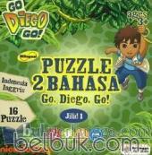 Puzzle 2 Bahasa Go, Diego, Go! (Indonesia - Inggris) (Jilid 1)
