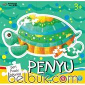 Seri Puzzle Raksasa: Penyu (Usia 3+)