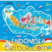 Seri Puzzle Raksasa: Indonesia (Usia 5+)