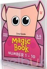 Magic Book: Number 1-10 (3-5 Tahun)