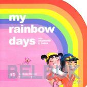 My Rainbow Days with Shahmeer and Daria #1
