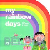 My Rainbow Days with Shahmeer and Daria #2