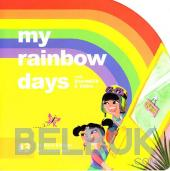 My Rainbow Days with Shahmeer and Daria #3