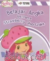 Strawberry Shortcake: Belajar Angka Bersama Strawberry Shortcake