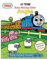 Thomas and Friends: Buku Aktivitas Stiker: Angka