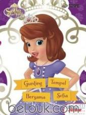 Sofia The First: Gunting Tempel Bersama Sofia