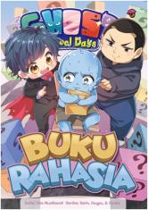 Ghost School Days: Buku Rahasia