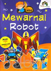 Smart Kids: Mewarnai Robot