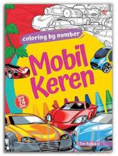 Coloring By Number: Mobil Keren