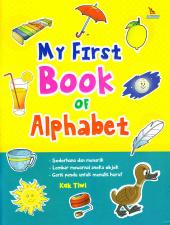 My First Book of Alphabet