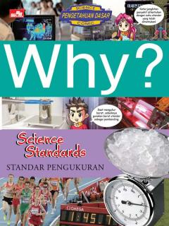 Why?: Science Standards (Standar Pengukuran)