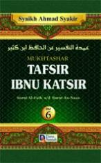Mukhtashar Tafsir Ibnu Katsir (Jilid 6)