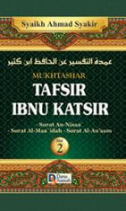 Mukhtashar Tafsir Ibnu Katsir (Jilid 2)