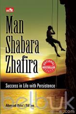 Man Shabara Zafira: Success in Life with Persistence