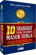 10 Shahabat yang Dijamin Masuk Surga