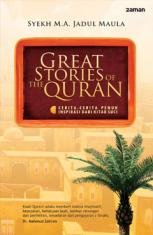 Great Stories of the Quran: Cerita-Cerita Penuh Inspirasi dari Kitab Suci