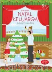 Buku Stiker: Natal Keluarga