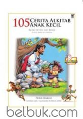 105 Cerita Alkitab Anak Kecil (Hard Cover)