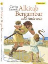 Cerita Favorit Alkitab Bergambar untuk Anak-anak