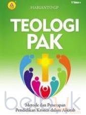 Teologi PAK: Metode Dan Penerapan Pendidikan Kristen dalam Alkitab