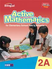 Active Mathematics for Elementary School Year 2 Semester 1 (KTSP 2006) (Jilid 2A)