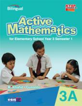 Active Mathematics for Elementary School Year 3 Semester 1
