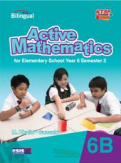 Active Mathematics for Elementary School Year 6 Semester 2 (KTSP 2006) (Jilid 6B)