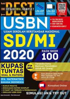 The Best Bedah Soal Komplet USBN SD/MI 2020 Raih Skor 100