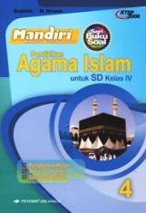 ... Buku Soal: Mandiri Pendidikan Agama Islam untuk SD Kelas IV (Jilid 4