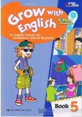 Grow with English: An English Course for Elementary School Students (KTSP 2006) (Book 5)