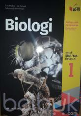 Biologi untuk SMA/MA Kelas X (Kelompok Peminatan Matematika dan Ilmu Alam) (Kurikulum 2013) (Jilid 1)