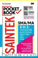 Pocket Book: Saintek SMA/MA 6 in 1