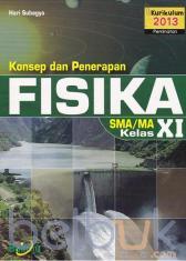 Konsep dan Penerapan Fisika SMA/MA Kelas XI (Kurkulum 2013) (Peminatan)