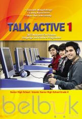 Talk Active 1 Senior High School/Islamic Senior High School Grade X (Kurikulum 2013)